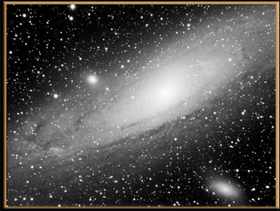 One hour (6-10 min. shots) of M31. 5/09/08
